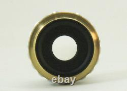 10815 Nikon 10x Microscope Objective Lens M10/0.25 210/0