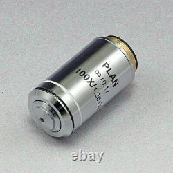 4X -100X Infinity Plan Objective Lens for Olympus Microscope