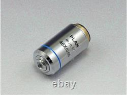 4X 10X 20X 40X 100X Infinity Plan Objective Lens for Olympus Microscope Silver