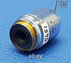 5651 Nikon Cf Plan Apo Microscope Objective Lens 50x/0.90 Wd 0.42