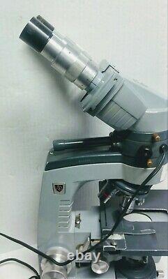 AO Spencer American optical 1036A Dual microscope 1036A withobjective lens