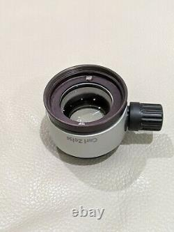 Carl Zeiss 200-300 Variofocal Varioskop 100 objective lens for OPMI Microscope