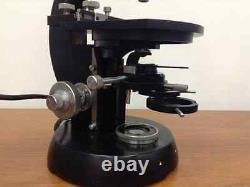 Carl Zeiss Compound Microscope with four Objective Lenses