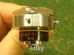 Carl Zeiss Epiplan beam spliter & microscope objective epiplan lenses & filters