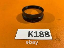 Carl Zeiss Objective Lens, 65mm, f 200 for OPMI Microscopes