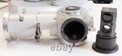 Carl Zeiss Standard microscope for fluoroscopy. WITHOUT OBJECTIVE LENSES