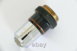 Carl Zeiss West Mikroskop Objektiv Plan 6,3x 160 RMS lens microscope objective