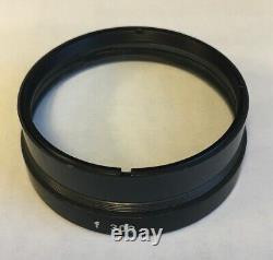 Carl Zeiss microscope objective lens F 300