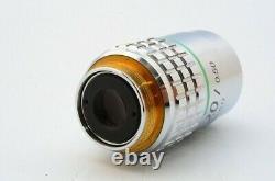 Ex Nikon Plan 20 0.50 160 0.17 Microscope Objective Lens 20.25mm 21762