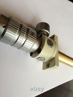 JEOL Transmission Electron Microscope Objective Lens Aperture Assembly JEM-100CX