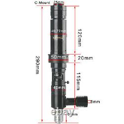 KOPPACE 4000X Magnification Ratio Coaxial Optical Lens With 20X Objective Zoom