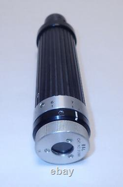 LEICA MONOZOOM 7 MONO ZOOM 7 MICROSCOPE with BAUSCH & LOMB OBJECTIVE LENS 312986