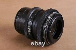 LOMO Microscope Lens MICROPLANAR 65mm 14,5 F=65 Photography Macro Objective