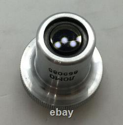 LOMO objective 3,7x 0,11 microscope ZEISS. The best macro lens to camera