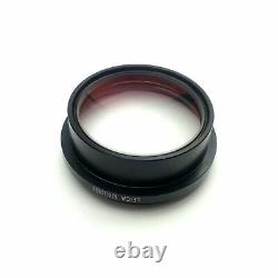 Leica 10450161 Achromat Objective Microscope Lens 0.8x 114mm WD M60 for DMS300