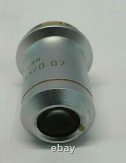 Leica N Plan 2.5X / 0.07 / Laboratory Microscope Objective Lens 506083