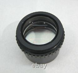 Leica Plan APO 472648 1.0X WILD M10 Microscope Bottom Objective Lens