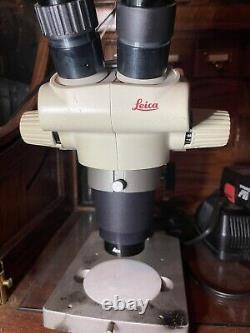 Leica Stereo Microscope 2.0x Objective Lens # 13410804