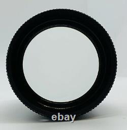 Leica / Wild 445355 Planapo 1X Microscope Objective Lens Plan Apo MZ Series