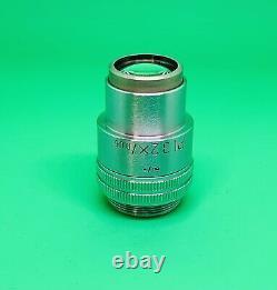 Leitz PL Plan 3.2X/0.06 Infinity Corrected Macro Microscope Objective Lens