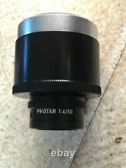 Lot of 10 Leitz Microscope Photar Repro Summar Macrophotography Objective Lenses