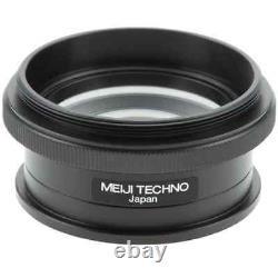 Meiji Emz-5 Microscope Including Eye Pieces Objective Lens Grs Item #003-563nfb