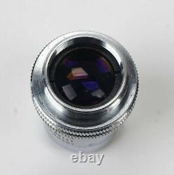 Microscope Objective Leitz Wetzlar Germany PL 8x/0.18 Infinity Optics Lens