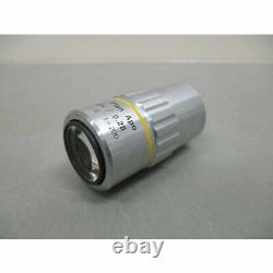 Mitutoyo 378-803-2 M Plan Apo 10 x 0.28 Microscope Objective Lens JAPAN Used
