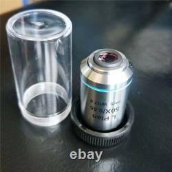 New Infinity Long Working Distance Objective Lens for Metallurgical Microscope