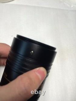 Nikon HR Plan Apo 1X WD54mm Microscope objective lens