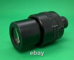 Nikon MM 5X Toolmakers Measuring Microscope Objective Lens