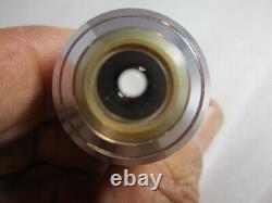 Nikon M Plan 40x/0.55 LWD 210/0 Microscope Objective Lens, P/N 78730 WD 3.0MM