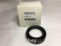 Nikon Microscope Objective Achro 0.5x P-ACHRO 0.5 MNH43050 for SMZ800 SMZ1000