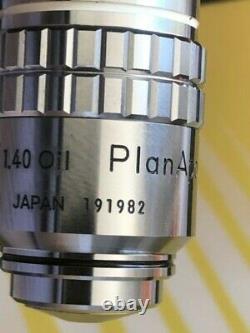 Nikon Microscope Objective Lens CF Plan Apochromat 100x NA 1.40 for finite 160