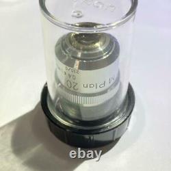 Nikon Microscope Objective Lens M Plan 20 0.4 ELWD 210/0 Limited Japan MTE008