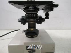 Nikon SC Binocular Microscope with Eyepieces & 4 Objective Lenses 100x 40x 10x 4x