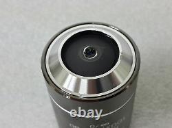 OLYMPUS MPlanFl 100X 0.90 BD Microscope Objective Lens, MPlanFl