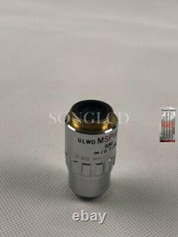 OLYMPUS Microscope objective lens ULWD MSPLAN 100X/0.80 IR