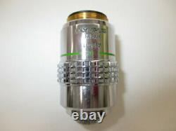 OLYMPUS SPlan s plan Apo Apochromat 20x 0.7 160/0.17 Microscope objective lens