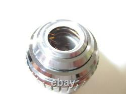 OLYMPUS SPlan s plan Apo Apochromat 4x Microscope objective lens