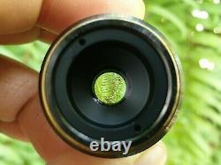 Objective Lens Nikon Microscope LU Plan 20x/0.45 A /0 EPI, WD 4.5