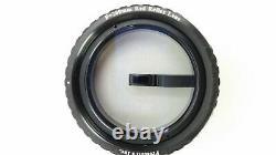 Objective lens Prescott's Inc. F=200mm, Red Reflex Lens for Leica microscope