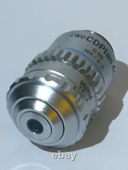 Olympus Microscope Objective Lens LWD CDPlan 40 0.55 160/0-2