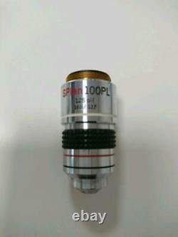 Olympus Microscope Objective Lens SPlan 8 Pieces SET