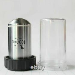 PLL Long Working Distance Microscope Objective Lens Infinity Plan Achromatic