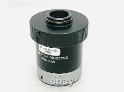 Reflective Objective 99-5472-001 X15/0.28 Microscope Lens 52X