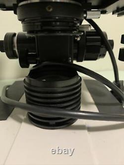 Reichert Stereo Binocular Microscope 4 Objective Lens