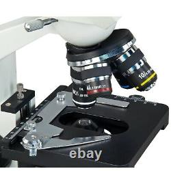Set Achromatic Compound Microscope Objective Lenses DIN 4X-10X-40X-100X