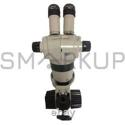 Used NIKON SMZ-1 Stereo Microscope Head with Eyepiece & Objective Lens No base