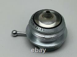 Vintage Leitz Wetzlar 11 Microscope Objective Lens, Ultropak